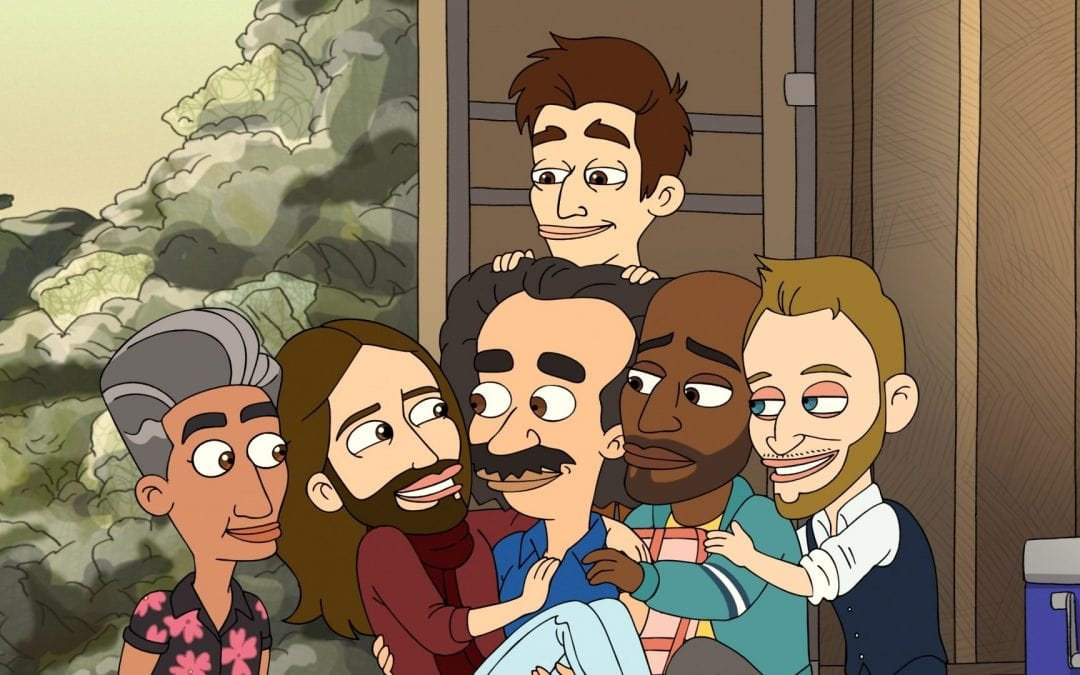 Big Mouth 'Disclosure the Movie: The Musical!'