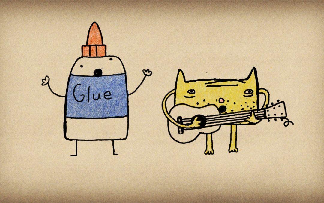 Glue Boy Saves the Day