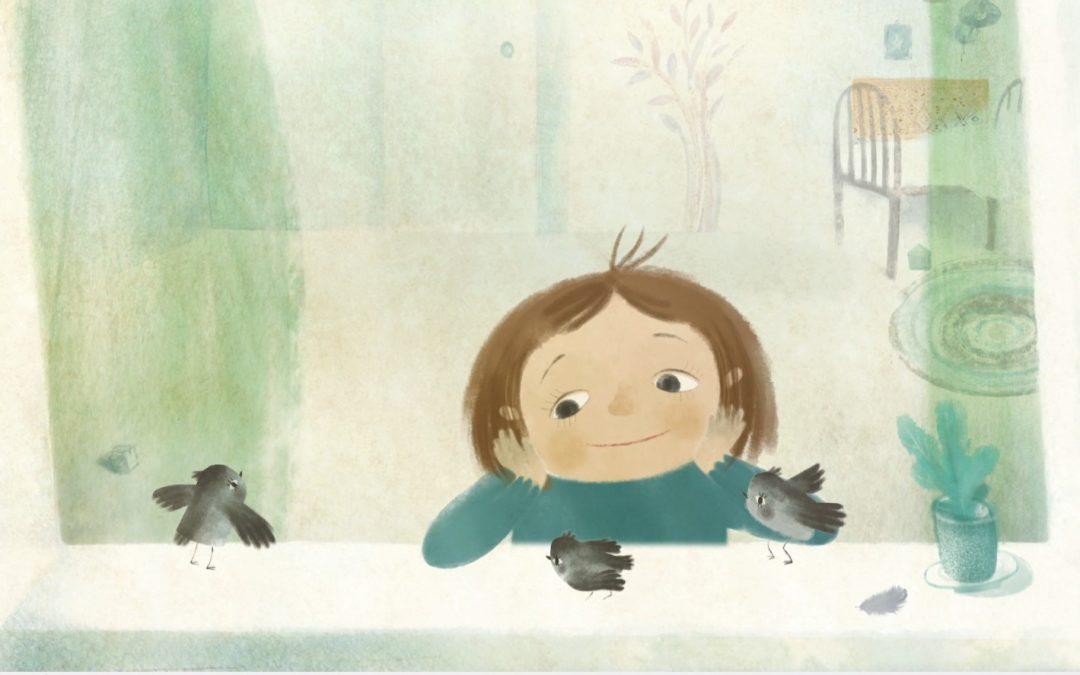 The Girl-Bird