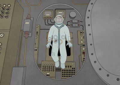 Kosmonaut (Cosmonaut)