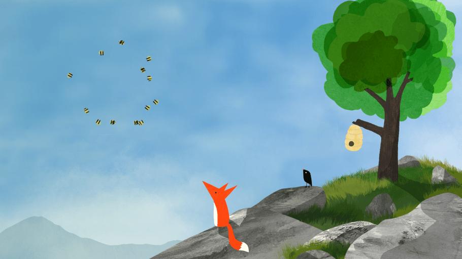 Der kleine Vogel und die Bienen (The Little Bird and the Bees)